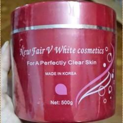 Bùn ủ siêu trắng New Fair White Hàn Quốc