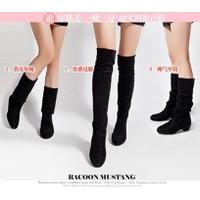 Boots nữ cao cổ thời trang, kiểu dáng mới trẻ trung, sành điệu