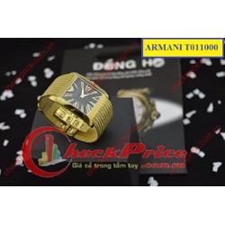 Đồng hồ nam Armani T011000 giúp bạn luôn nổi bật