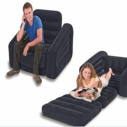 Image result for Ghế giường hơi đa năng INTEX đôi 68566