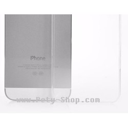 Ốp lưng dẻo Ultra thin iPhone 4 4S 5 5S