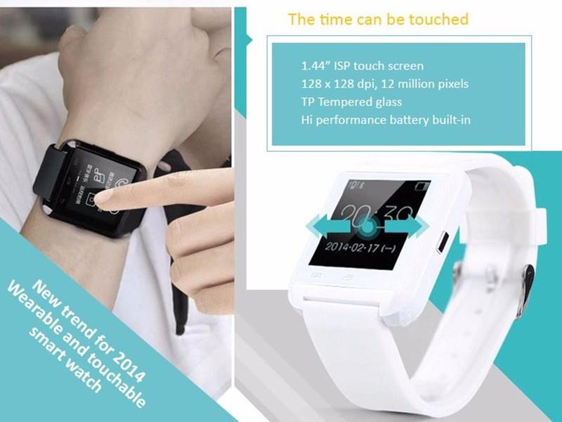 Đồng hồ thông minh Smartwatch U8 6