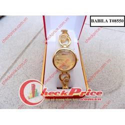 Đồng hồ nữ Babila T08550 phụ kiện quyến rũ