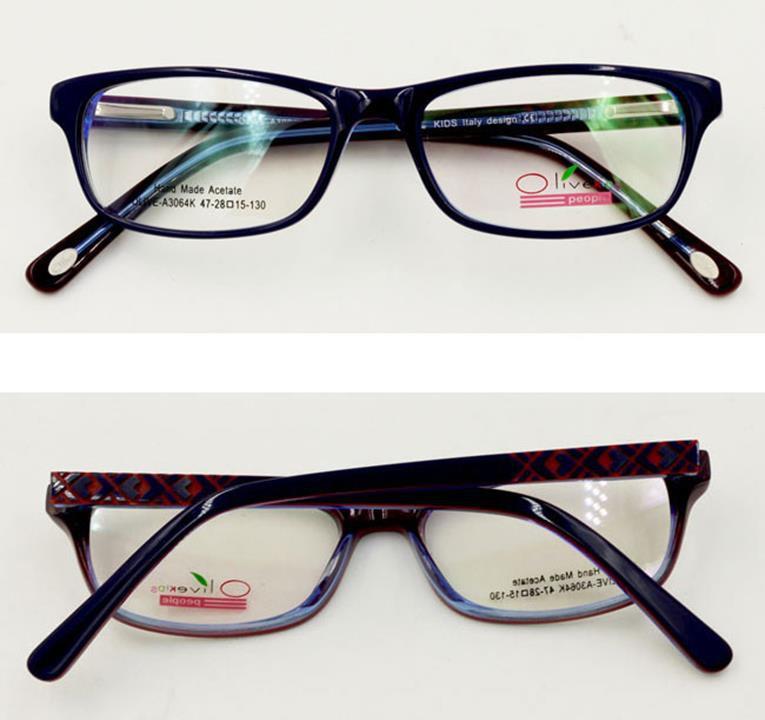 Gọng kính nhựa thời trang Olive Optical A3064KC4 2