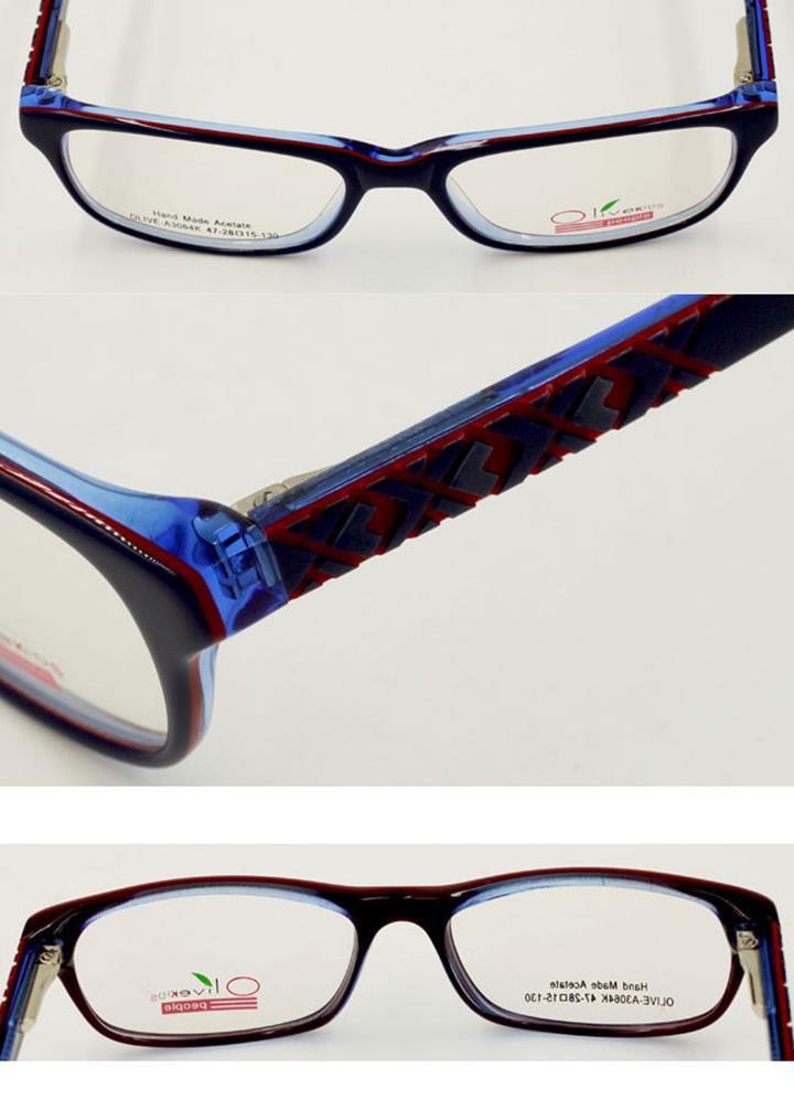 Gọng kính nhựa thời trang Olive Optical A3064KC4 3