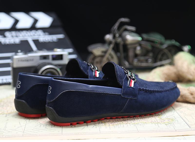 K02 - Giày Lười Hàn Quốc 2016 8