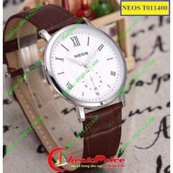 Đồng hồ nam Neos T031400 phong cách thời trang mạnh mẽ.