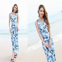 Đầm Maxi Beach