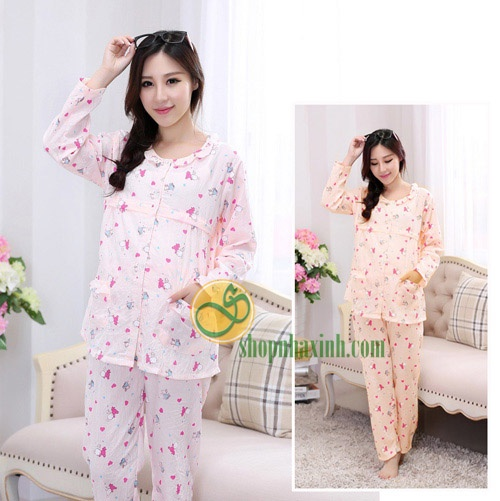 Bo do bau ket hop cho con bu Little Bear NX15133 SHOPNHAXINH