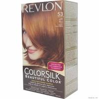 Thuốc nhuộm tóc REVLON COLORSILK - COLOR 53 LIGHT AUBURN