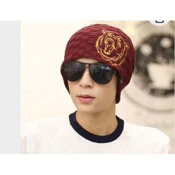 nón mũ len nam thời trang TIGER thiết kế mới mùa thu đông