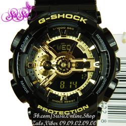 Đồng Hồ G-SHOCK Đen - Đồng thời thượng -GS03