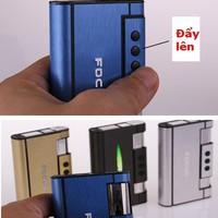 Hộp đựng thuốc lá bật lửa đa năng Focus