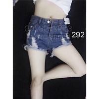 Quần Short Lưng Cao - 292
