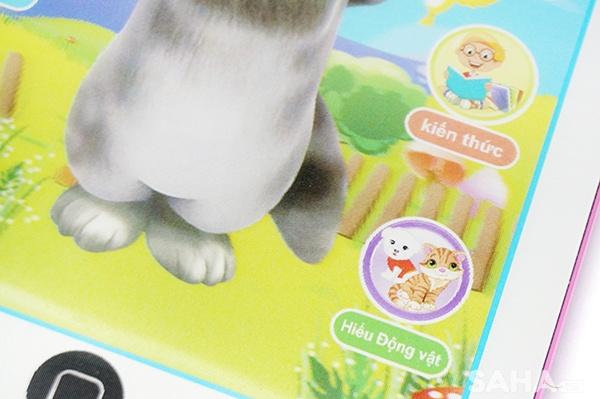Ipad Tom Cat thông minh cho bé - 11120 2