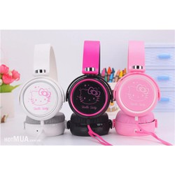 Tai Nghe Headphone Hello Kitty KT30 - Hello Kitty KT-30