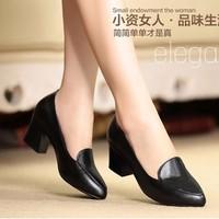 HÀNG NHÂP CAO CẤP - Giày da nữ thời trang