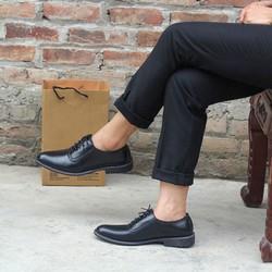 Giày da công sở CS19.1 trẻ trung, năng động