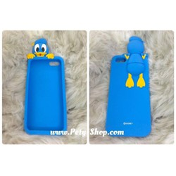 Ốp Stitch Donald trèo iPhone 5 5S
