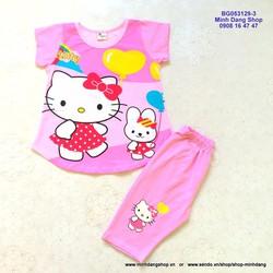 Bộ Hello Kitty size đại