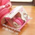 headphone hình thú siêu dễ thương kute