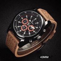 đồng hồ V6 da bò super speed nam