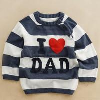 Áo len cho bé 1-5 tuổi HM ALBT03