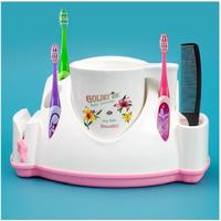 Giá Cắm Bàn Chải Và Kem Đánh Răng