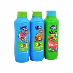 Dầu gội Suave Kids 2-in-1 - 665ml - mùi coconut , dâu , dưa hấu