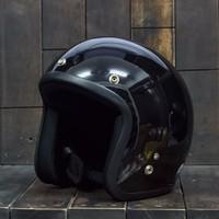 Mũ bảo hiểm Dammtrax Black