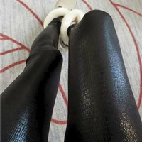 Quần legging DA RẮN