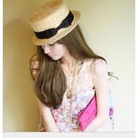 nón mũ rộng vành thời trang Hàn Quốc