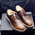 giày oxford vintage - giày oxford loan màu