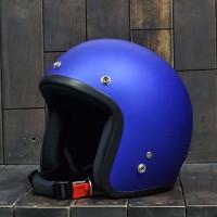 Mũ Bảo Hiểm Dammtrax màu xanh đậm
