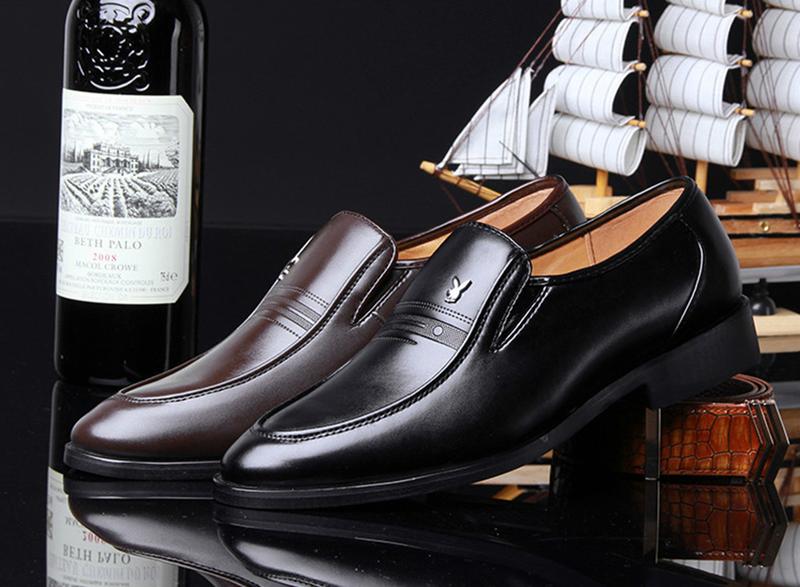 BS610 - Giày tây phong cách Ý 4