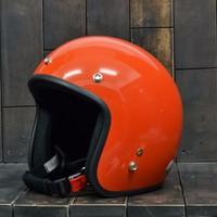 Mũ Bảo Hiểm Dmmtrax Orange