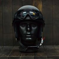 Mũ bảo hiểm Andes 103D Black
