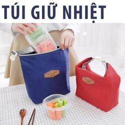 Combo 2 túi đựng giữ nhiệt thức ăn - 6072