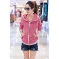 Áo Khoác Pink Color