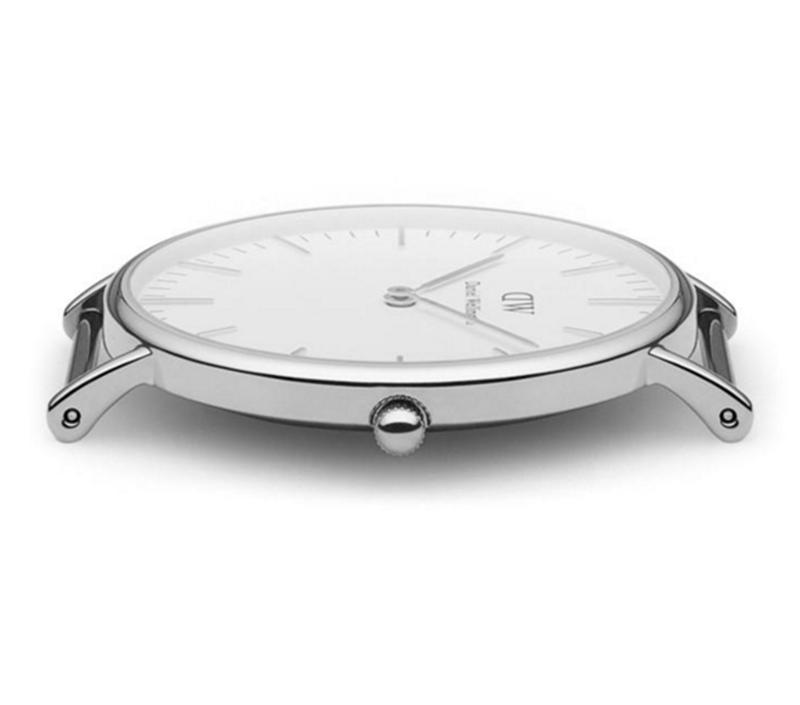 Đồng hồ nam nữ dây vải Daniel Wellington - DW - Mã số F1422 3