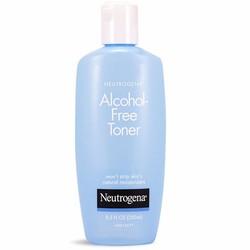 Nước hoa hồng Neutrogena Alcohol Free Toner 250ml từ Mỹ
