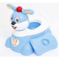 Bô vệ sinh hình con thỏ Việt Nhật phát nhạc