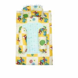 Bộ nệm + gối cho trẻ sơ sinh tại Saha.vn-7689