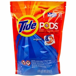 Viên giặt Tide Pods bịch 38 viên Spring Meadow 2015 từ Mỹ