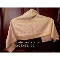 Khăn Choàng Cao Cấp Louis Vuitton