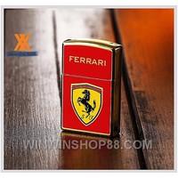 Hộp quẹt Ferrari v3 - Màu vàng