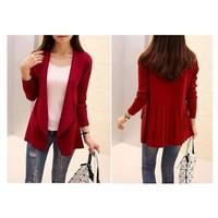áo khoác len dài hàng nhập cao cấp tb0140