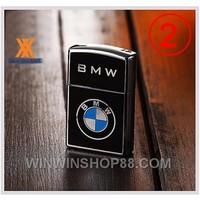 Hộp quẹt BMW V4  - Màu Bạc