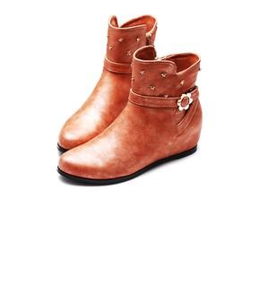 Giày Bốt Cổ Thấp
