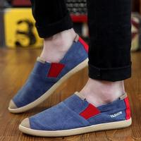 M065 - Giày lười vải Jeans cực hot 2015 POSA